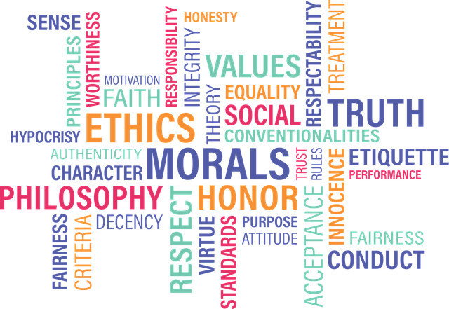Why are personal values important -- philosophy and ethics