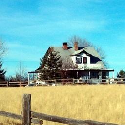 Rural Montana