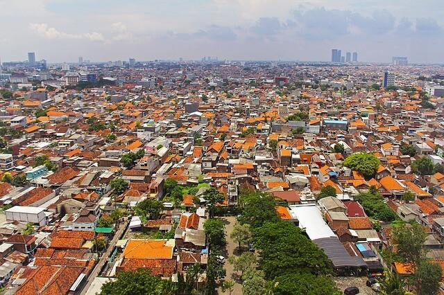 Where is Surabaya Indonesia -- ciityscape