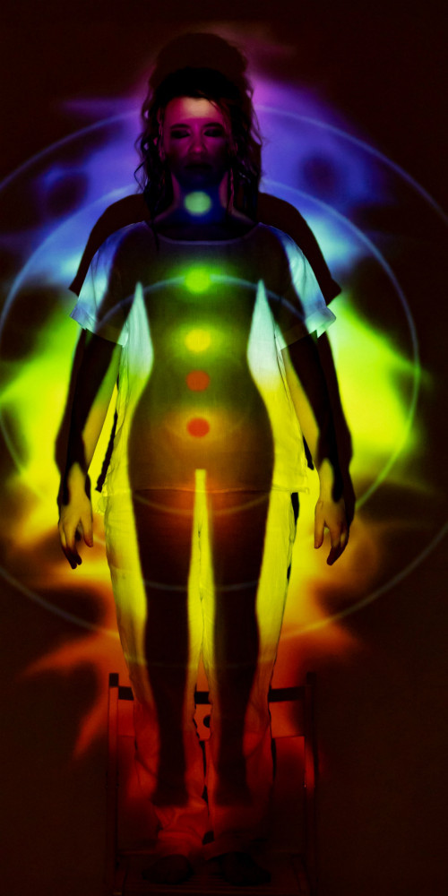 Electromagnetic Energy Healing