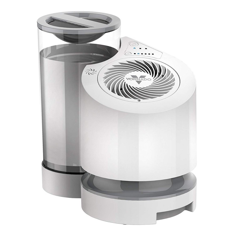 Intelligently and consistently monitors and adjusts the air accordingly to the current state of the room.