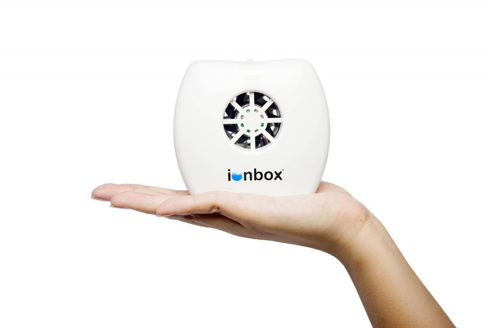 Portable and powerful. It's the ionBox from Pacific