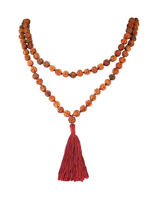 Rudraksha beads are sacred for their warmness and oxidizing abilities including their ability to emit some amounts of negative ions