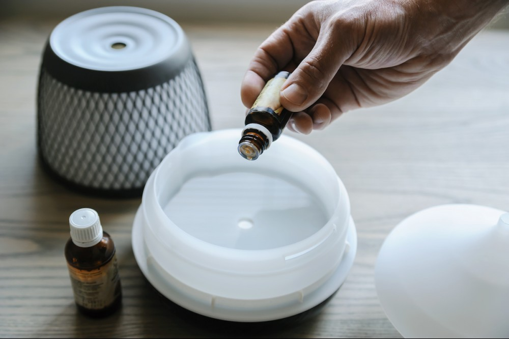 Diffusing essential oils is known as a aromatherapy and it has a myriad of therapeutic effects for those who breathe it in.