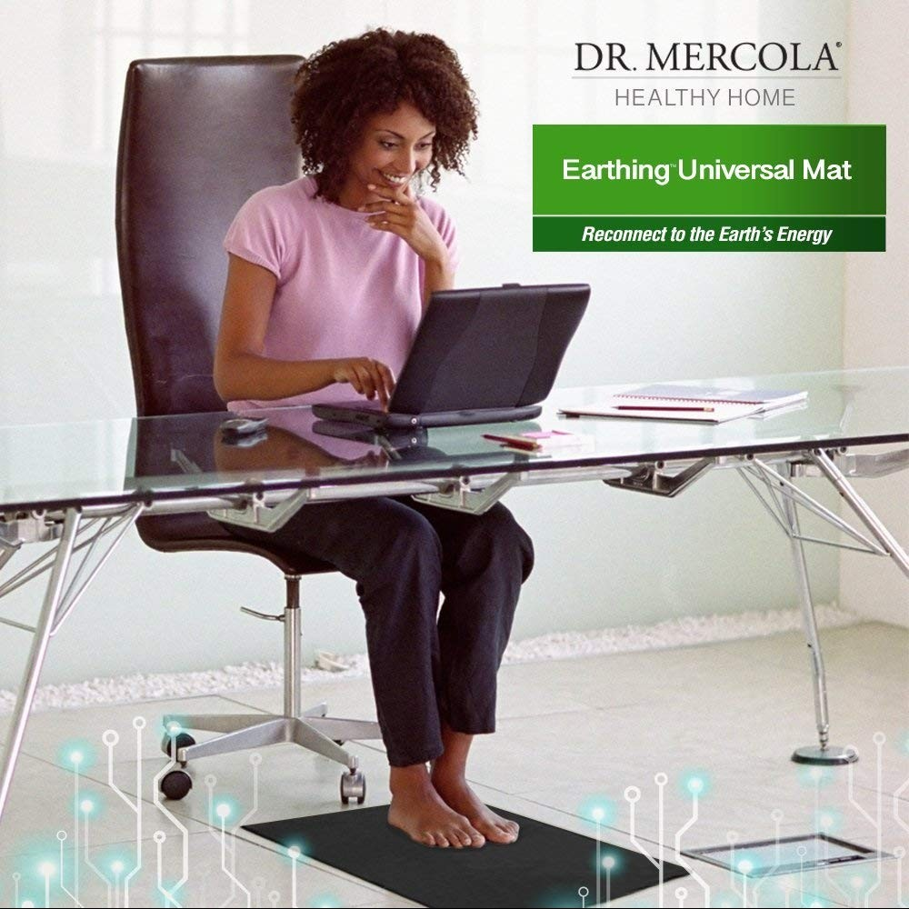 Earthing Mats can be a great way to combat the effects of being on a laptop for too long.