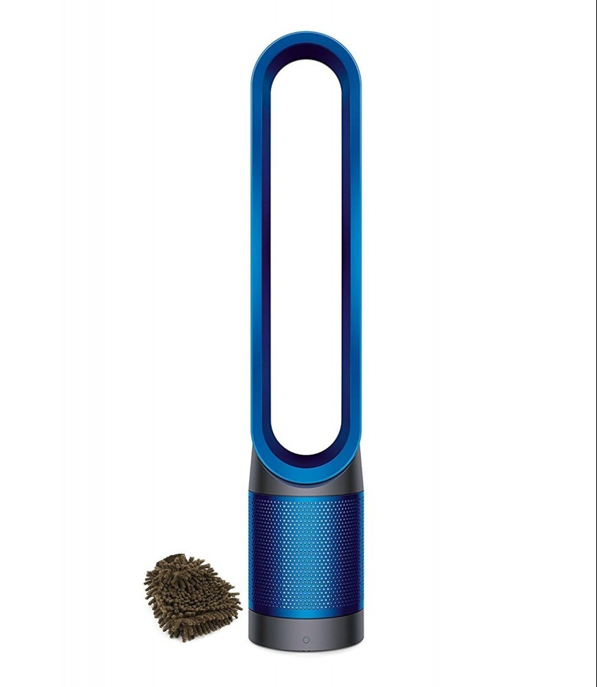 the Dyson Cool Link doubles as an air purifier and air cooling machine