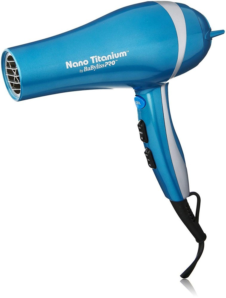 This hair dryer provides 2000 watts of power.