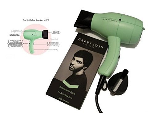 This hair dryer was made to dry hair fast but be quieter at the same time.