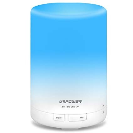 This diffuser is ultra popular and has been reviewed over 4,000 times with an average of 4.5 stars.