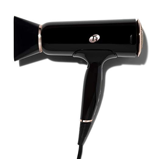 This hair dryer has an auto pause sensor to not waste energy or damage anything.