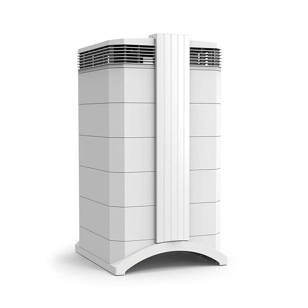 the IQair HealthPro Plus is medical grade air purification that is 100X more effective than standard HEPA filters.