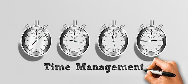 weight loss time management