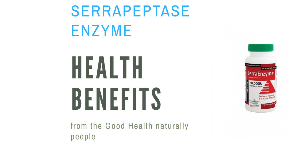 Serrapeptase health benefits