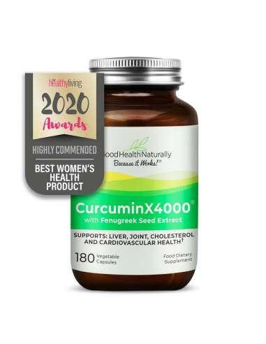 Best supplement for circulation Curcumin 4,000X