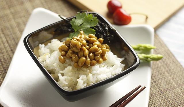What does Nattokinase work for natto dish