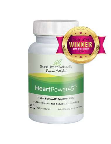 Best supplements for heart disease HeartPower45