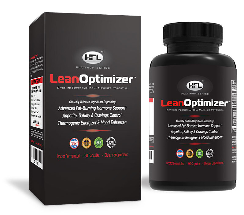 Lean Optimizer TM supplements to burn belly fat