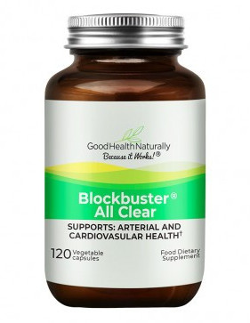 Blockbuster allclear supplements to increase circulation