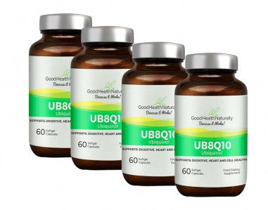 Ub8 Q10 what supplements clear arteries