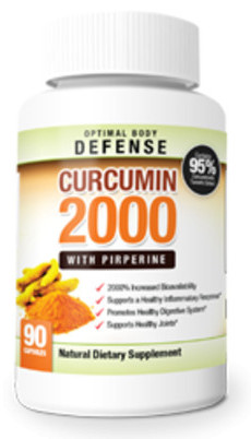 Curcumin 2,000 what is the best Curcumin supplement in the world