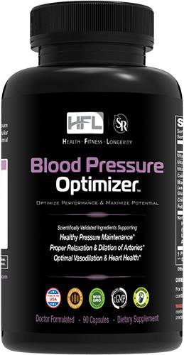 Doctor Sam Robbins blood pressure Optimizer