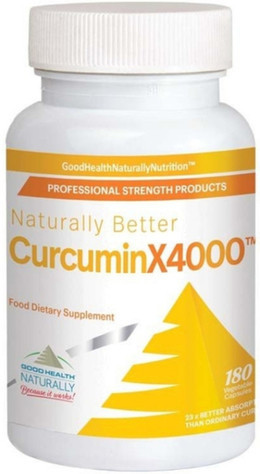 Curcumin x 4000 to naturally shrink uterine fibroids