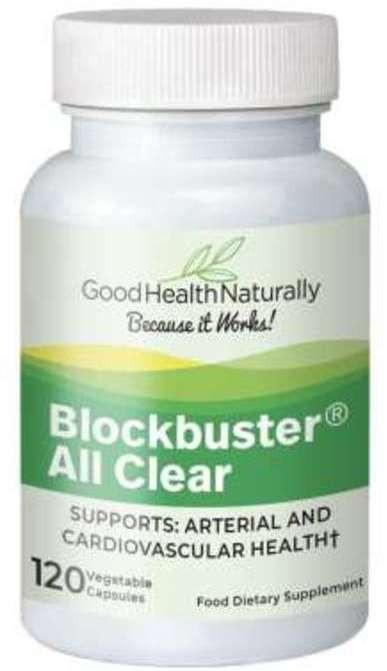Blockbuster allclear supplement
