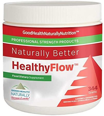 Healthy Flow™ Powder supplements for blood flow