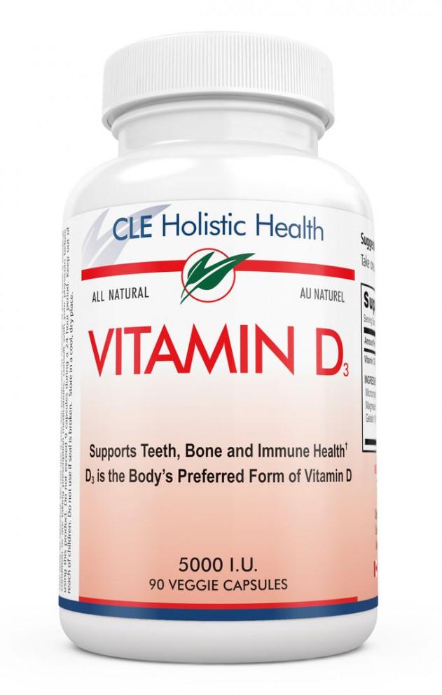 Vitamin D3 best herbal supplements