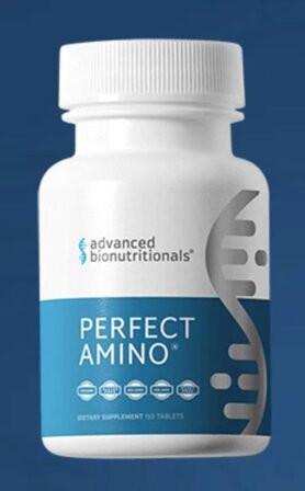 Perfect amino Advanced Bionutritionals