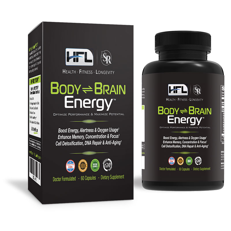 Body Brain Energy the best supplement for brain health and memory