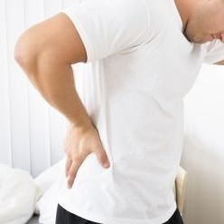 Hip bursitis relief