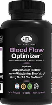 Is blood flow optimizer a scam image