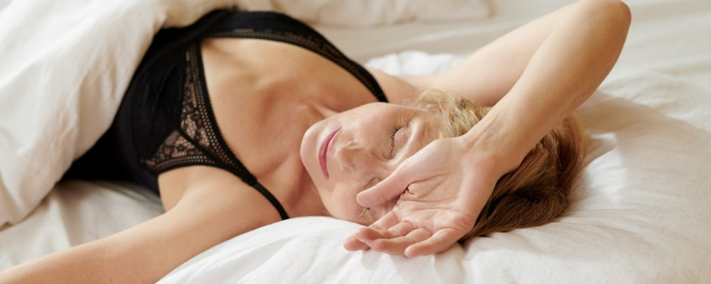 How to get a deep sleep