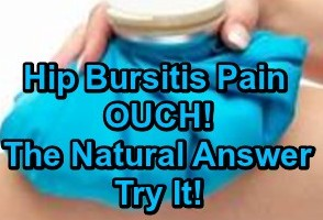 Hip bursitis causes