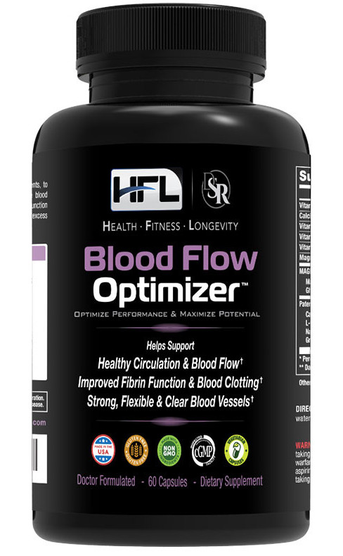 Blood flow Optimizer supplements for blood flow