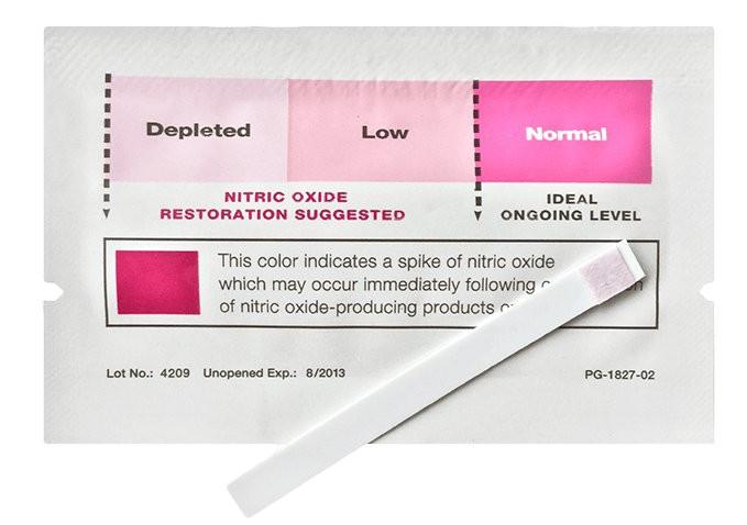 Advanced Bionutritionals Circ02 nitric oxide tester