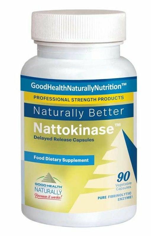 What is Nattokinase health benefits