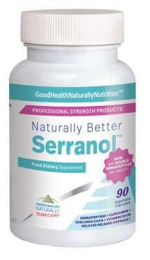 Serranol get rid of scar tissue in fallopian tubes