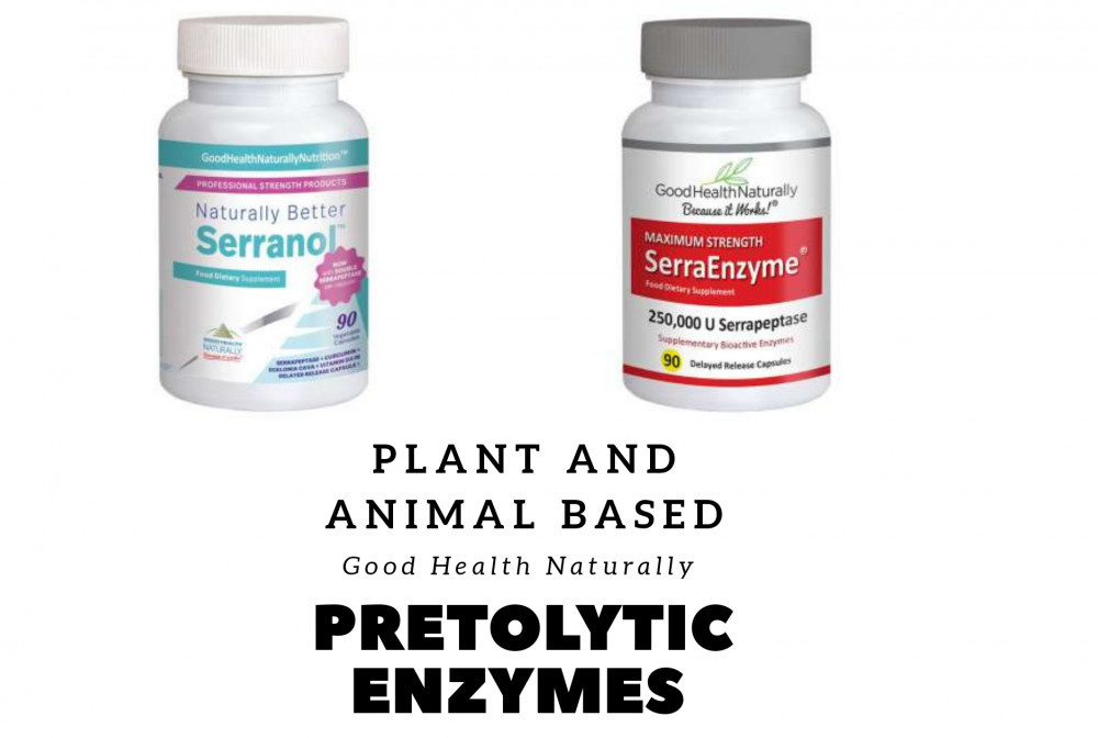 Best pretolytic enzyme supplements