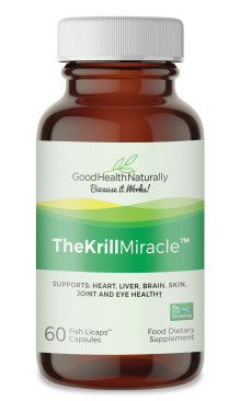 Krill miracle supplements to increase circulation