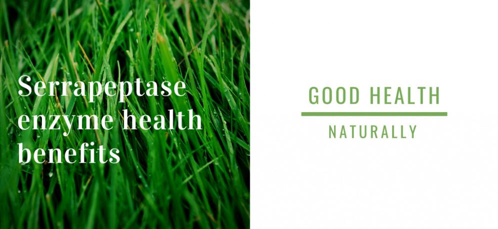 SerraEnzyme good health naturally