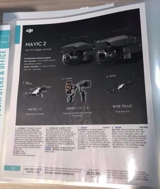 Mavic 2 Ad