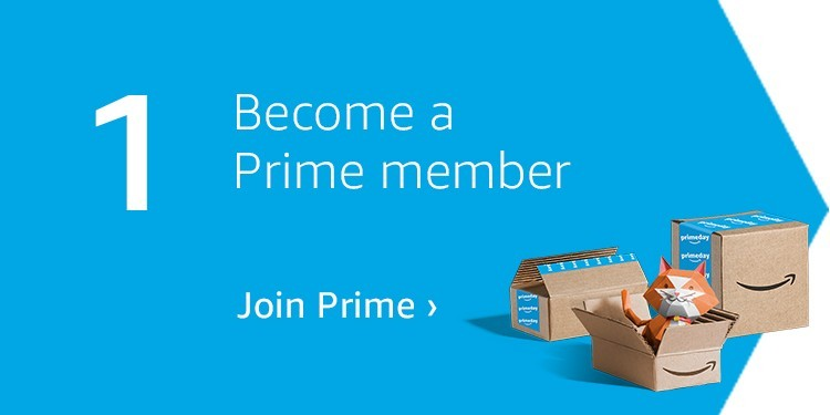Become a Prime Member