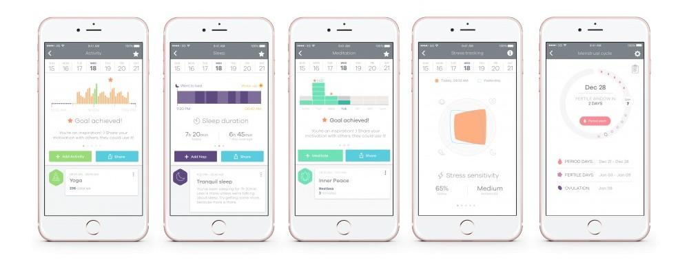 Bellabeat Fitness Tracker App