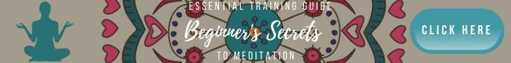 Meditation Training  Guide Banner