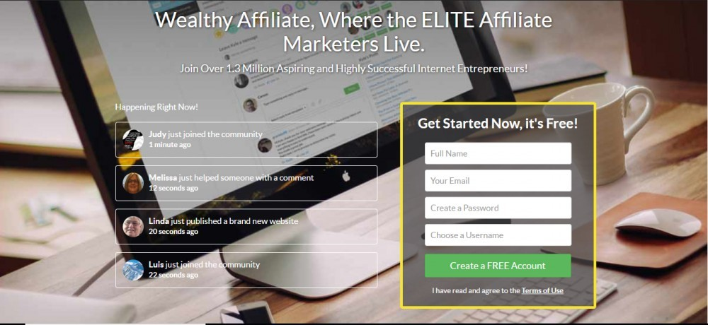 Wealthy Affiliate Review for 2018