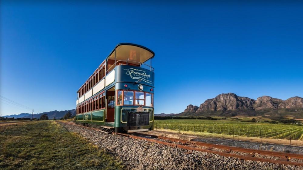Franchhoek Wine Tram