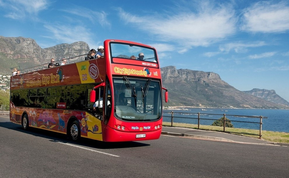 Cape Town City Tour Bus