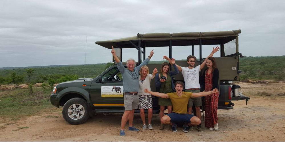 Kruger National Park 4x4 trail